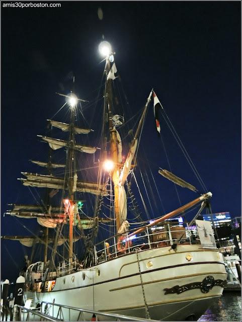 Rowes Wharf en el Puerto de Boston: Europa