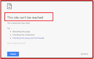 "Cara Mengatasi ""This site can't be readched"""