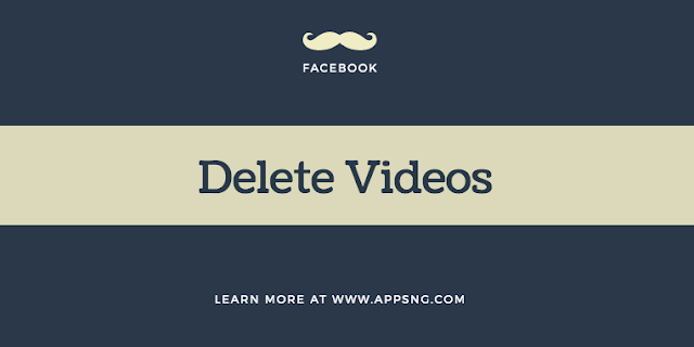 How to delete Videos on Facebook | Delete Videos By Me - Delete Videos Watched | Delete Video Recovery - Delete Video Facebook