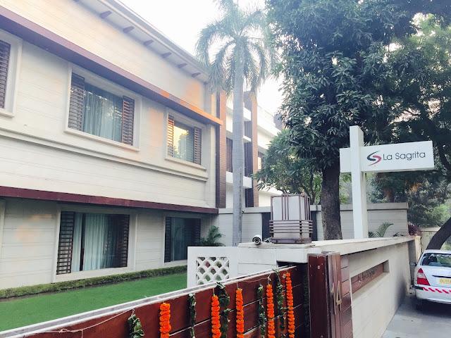 hotel la sagrita new delhi