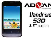 Firmware Advan S3D