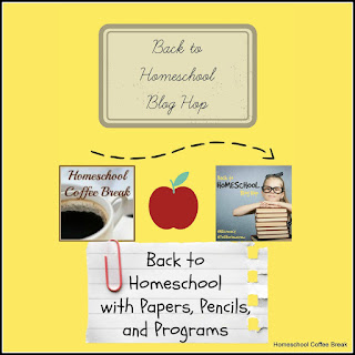 Back to Homeschool With Pencils, Papers, and Programs on Homeschool Coffee Break @ kympossibleblog.blogspot.com #TOSReviewCrew #HSConnect #homeschool