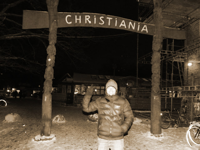 Christiania en Copenhague