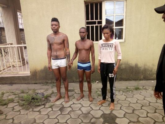 Video: Watch Suspected Killers Of Jumia Delivery Man Confess To The Crime