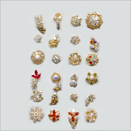c5bc82738ce18 Nose Pins Designs | SUDHAKAR GOLD WORKS