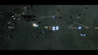 Battlestar Galactica: Deadlock Game Screenshot 5