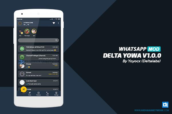 Delta Yowa V1.0.0 By Deltalabs