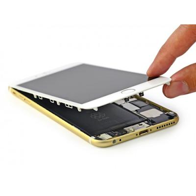 Thay màn hình điện thoại iPhone chính hãng