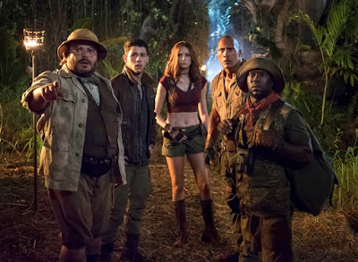 Bio: Jumanji: Welcome to the Jungle