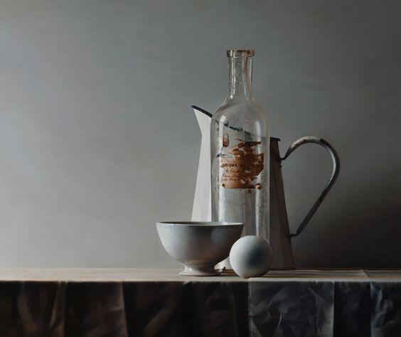 Volkert Olij peinture