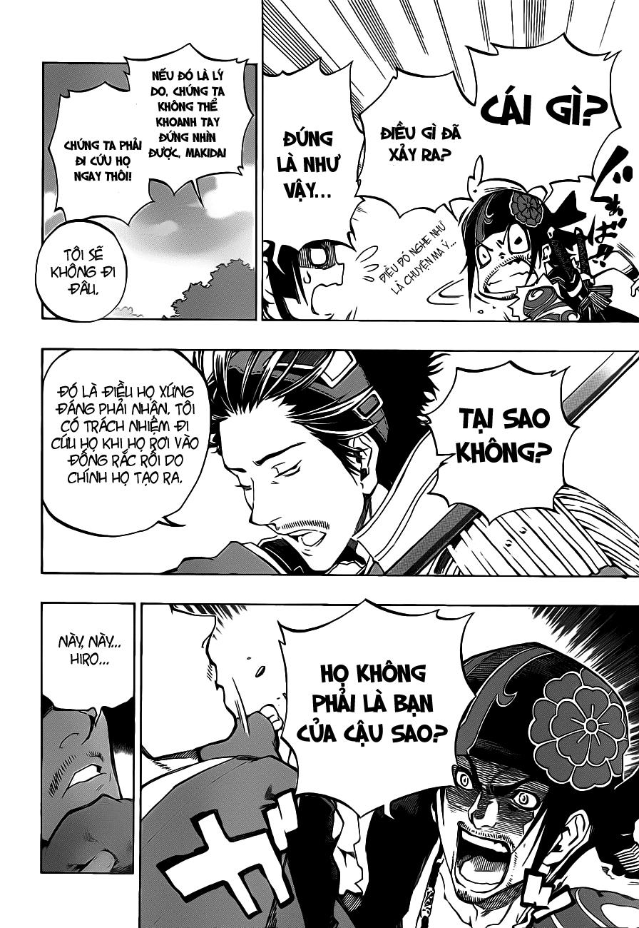 Examurai chapter 002 trang 15