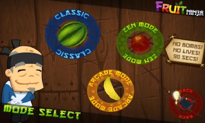 game fruit ninja