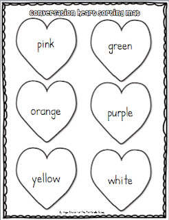 The First Grade Scoop: Free Valentine's Day Activity