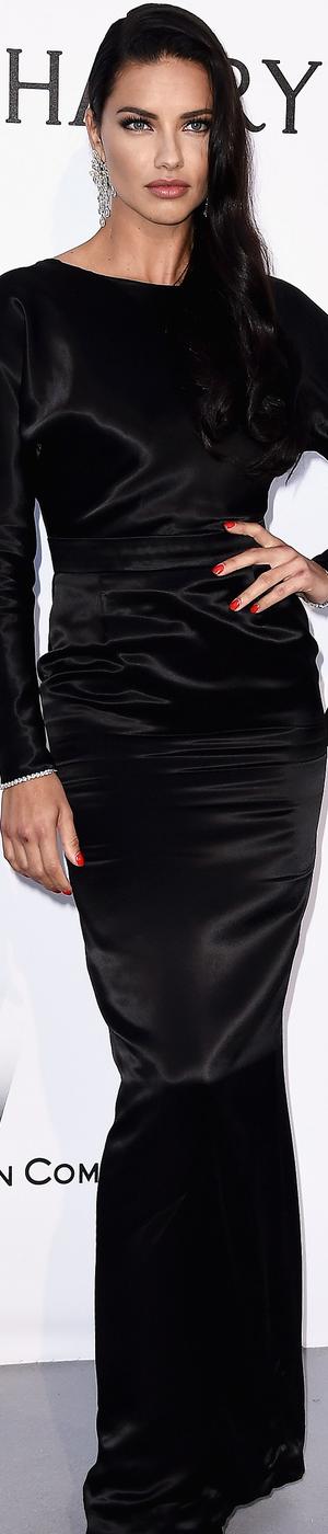 Adriana Lima 2016 amfAR Gala Cannes