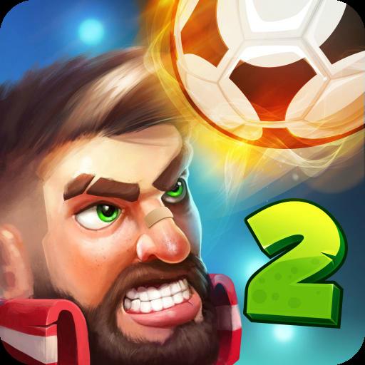 تحميل لعبة Head Ball 2 v1.59 مهكرة وكاملة للاندرويد كلشي مفتوح أخر اصدار