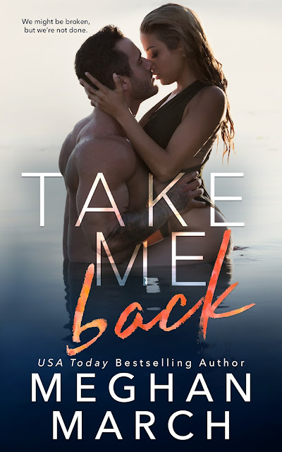 Cover Reveal - Take Me Back by Meghan March