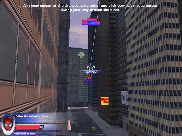 تحميل لعبة Spider man 2 بحجم ضغير 105 ميجا