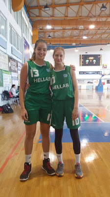 🅕 Basketball Camp U14 Κοριτσιών: Οι αγώνες της πρώτης μέρας