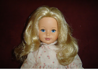 Tomy Doll Blonde Kimberly 17inch
