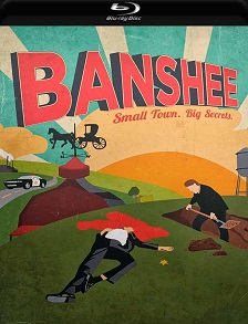 Banshee 2017 – 4ª Temporada Completa Torrent Download – BluRay 720p Dual Áudio