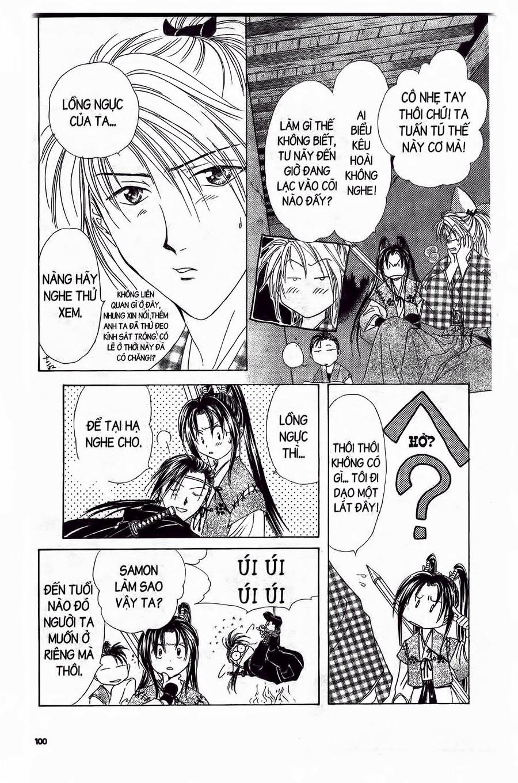 Nước Nhật Vui Vẻ chap 11 - Trang 5