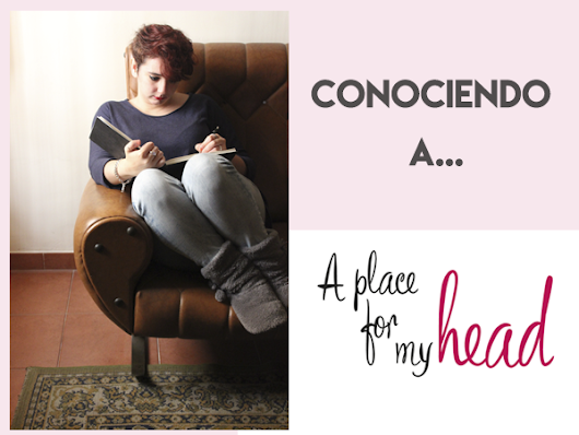 Como te quedas?  : Conociendo a... Irene de A place for my head