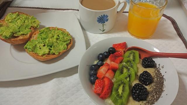 Porridge ( Gachas De Avena)