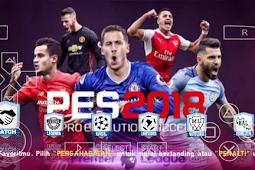 PES Jogress Evolution Patch V3 Season 2018+Timnas Indonesia U-18/U-19 [886 MB] PPSSPP