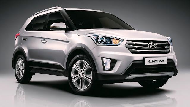 Hyundai Creta 2017: planos de financiamento com taxas à 0,99%