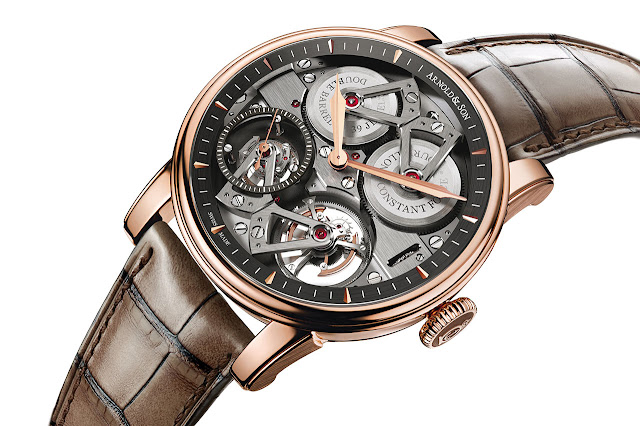 Arnold & Son Constant Force Tourbillon Hand-wound watch