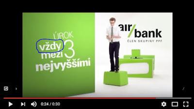 Televizní reklama TOP3 garance napořád