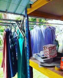 Beg rm10 dan tips putihkan baju guna sabun lux