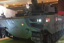 Seperti ini Penampakan Tank Harimau Buatan Pindad, Layaknya harimau, tank ini mampu bergerak lincah namun memiliki akurasi serangan