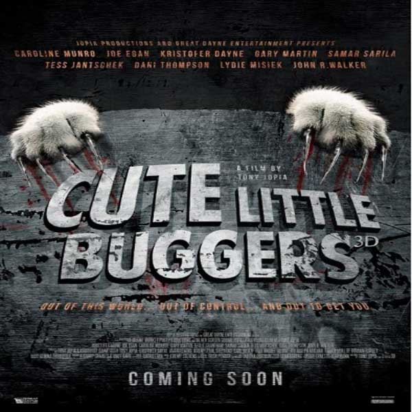 Cute Little Buggers, Cute Little Buggers Synopsis, Cute Little Buggers Trailer, Cute Little Buggers Review