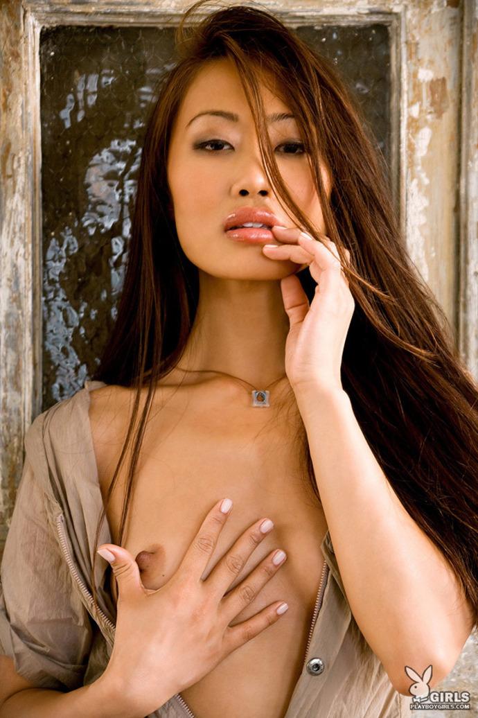 Femme nue asiatique sorry