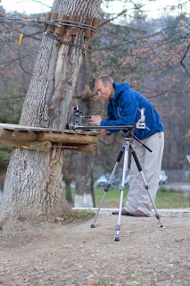 Constantin Gabor with Motorized Dolly Slider