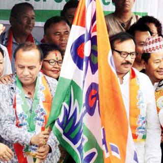 Pradip Pradhan joins Trinamool congress
