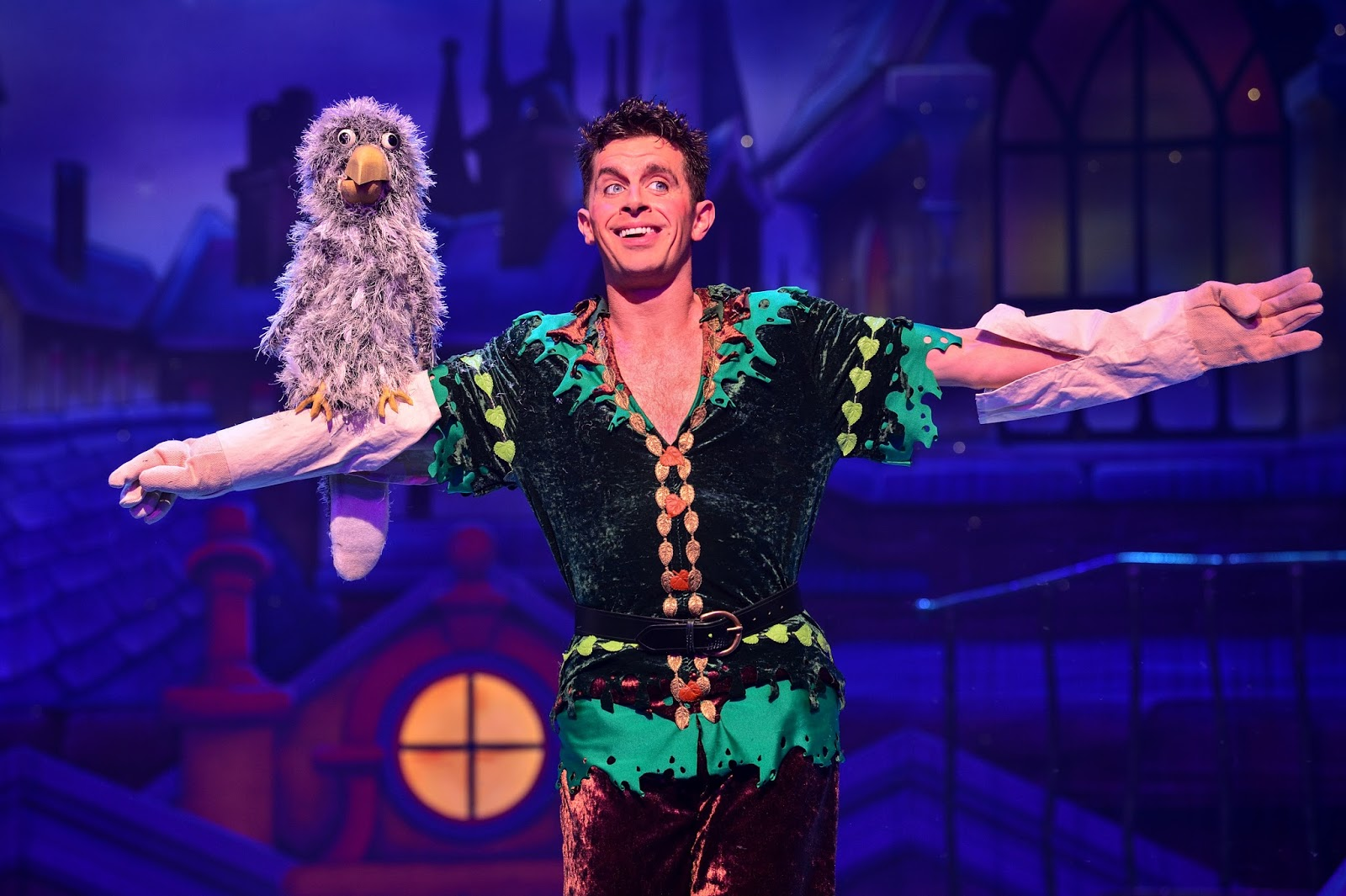 Theatre Royal Newcastle Panto Review 2017 | Peter Pan