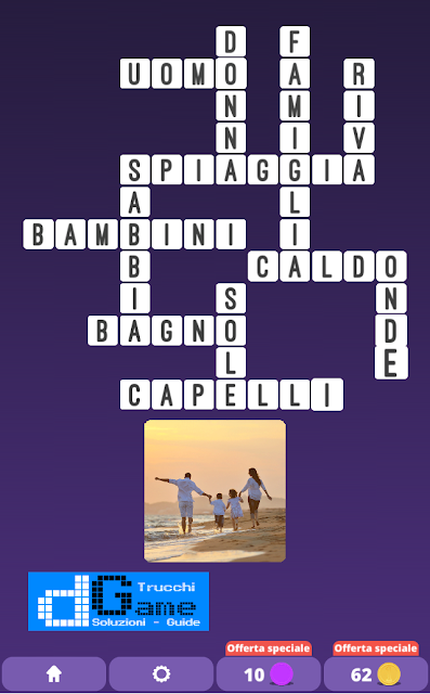 Soluzioni One Clue Crossword livello 4 schemi 3(Cruciverba illustrato)  | Parole e foto