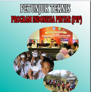 PETUNJUK TEKNIS PROGRAM INDONESIA PINTAR UNTUK SISWA MADRASAH TAHUN ANGGARAN 2016