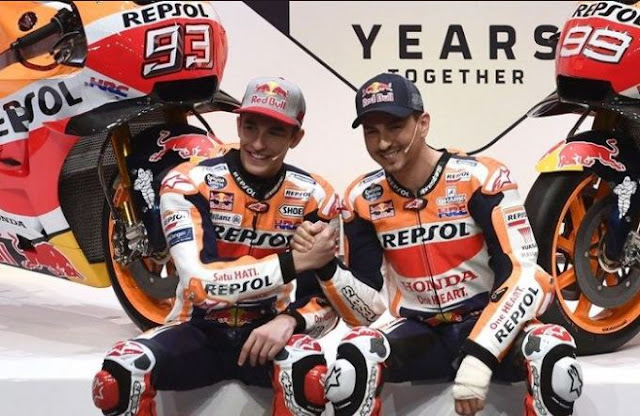 Kolaborasi Dengan Marquez Buat Lorenzo Lebih Bersemangat