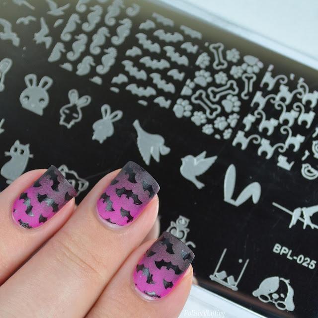 nail art bats