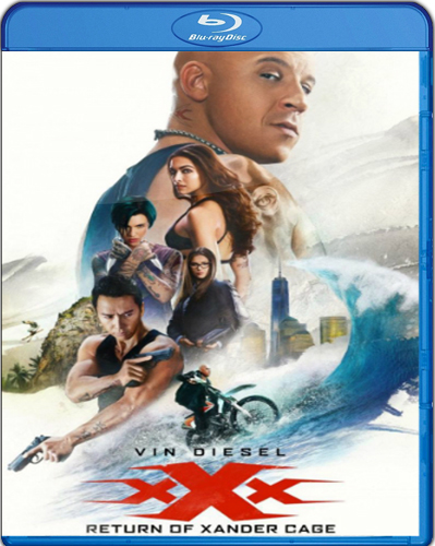 xXx: Return of Xander Cage [2017] [BD25] [Latino]