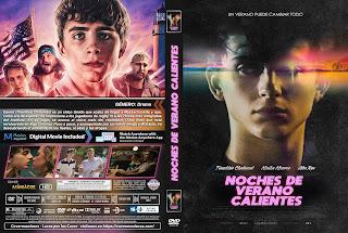 CARATULANOCHES DE VERANO CALIENTES - HOT SUMMER NIGHST - 2018