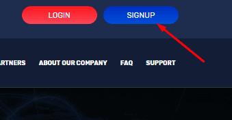 Регистрация в Magic Investments
