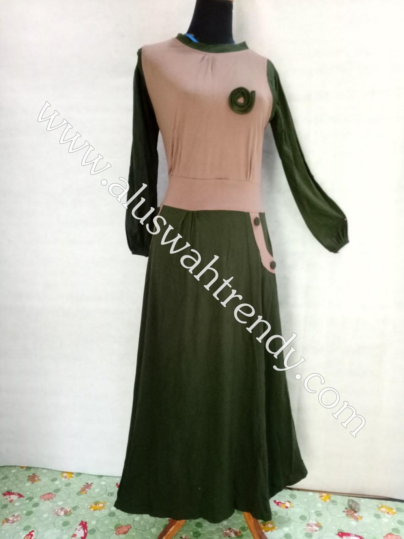 Gamis 011 Bahan Kaos