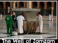 Zam Zam, Air Yang Mengandung Mineral Dan Kualitas Menyembuhkan