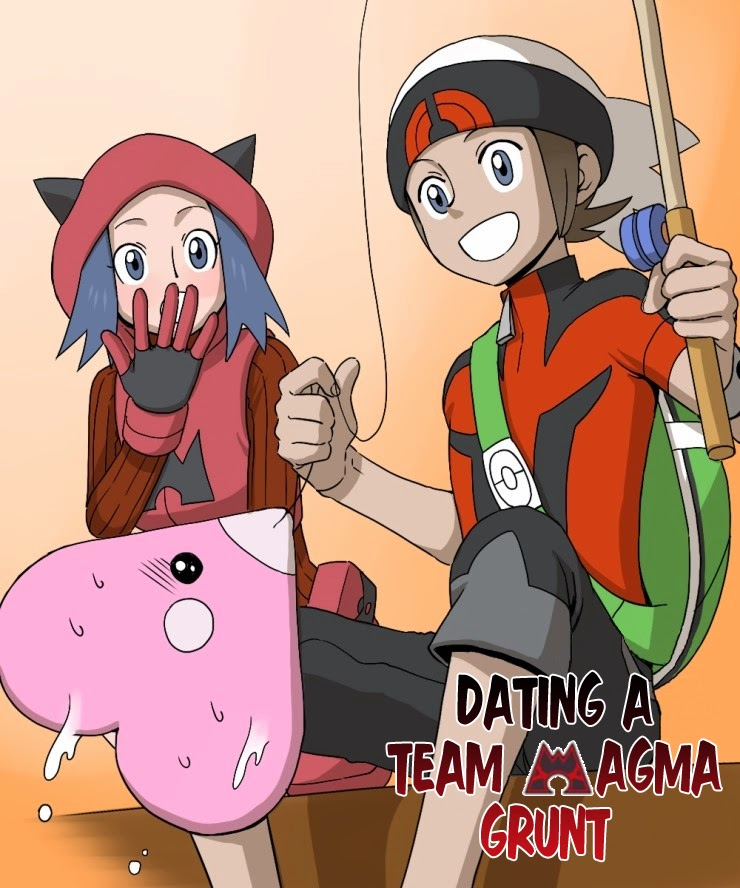Dating a team magma grunt chapter 3