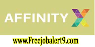Affinityx Recruitment 2017 Jobs For Freshers Apply