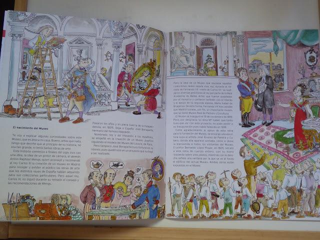 reseña libro museo del prado
